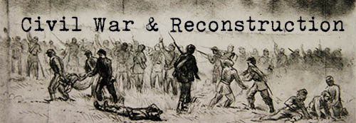 Civil War and Reconstruction logo